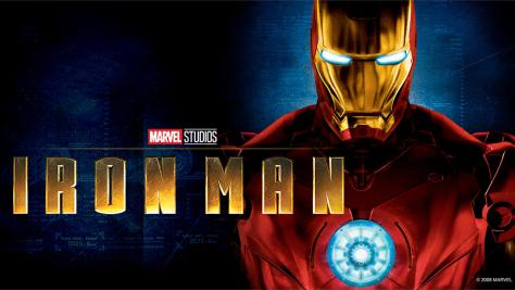 Iron Man Marvel Studios