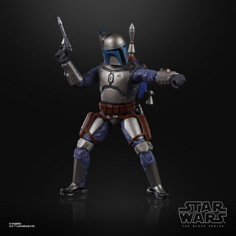 Hasbro Star Wars The Black Series Gaming Greats Jango Fett 004
