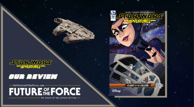 Comics Review | Star Wars Adventures Vol. 6: Flight of the Falcon