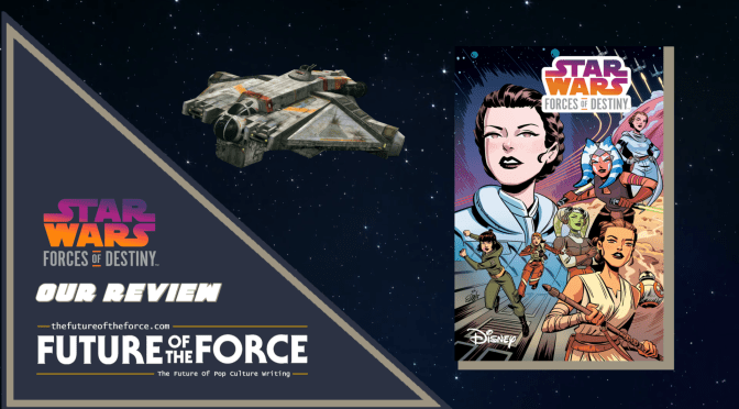 Comics Review | Star Wars Adventures: Forces of Destiny