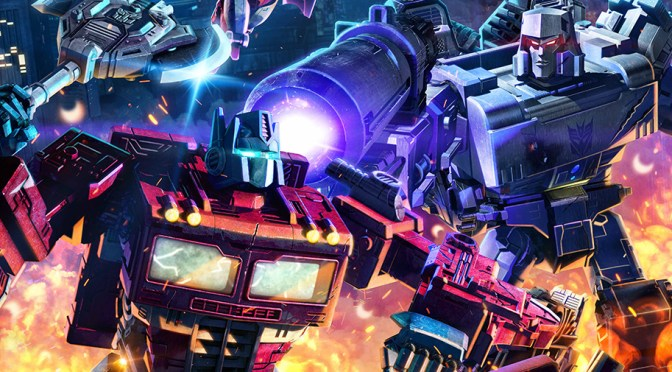 The Battle For Cybertron Begins in the New 'Transformers: War For Cybertron: Siege' Trailer