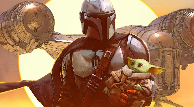 This Is The Way! The Mandalorian Publishing Program Announced