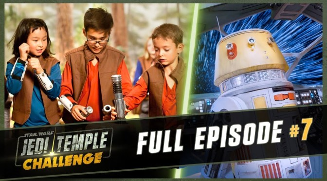 Star Wars: Jedi Temple Challenge | Episode 7
