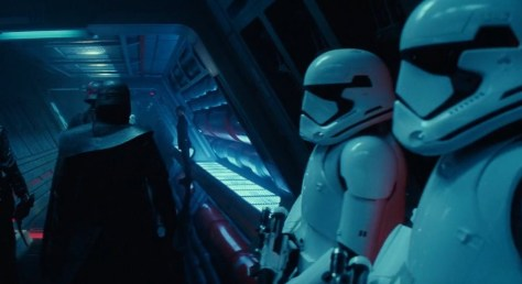 Kar Urban as a Stormtrooper in The Rise Of Skywalker