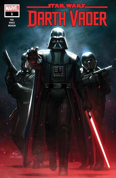 Star Wars Marvel Darth Vader