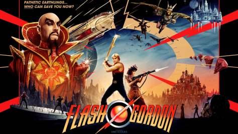 Flash Gordon 4k Featured