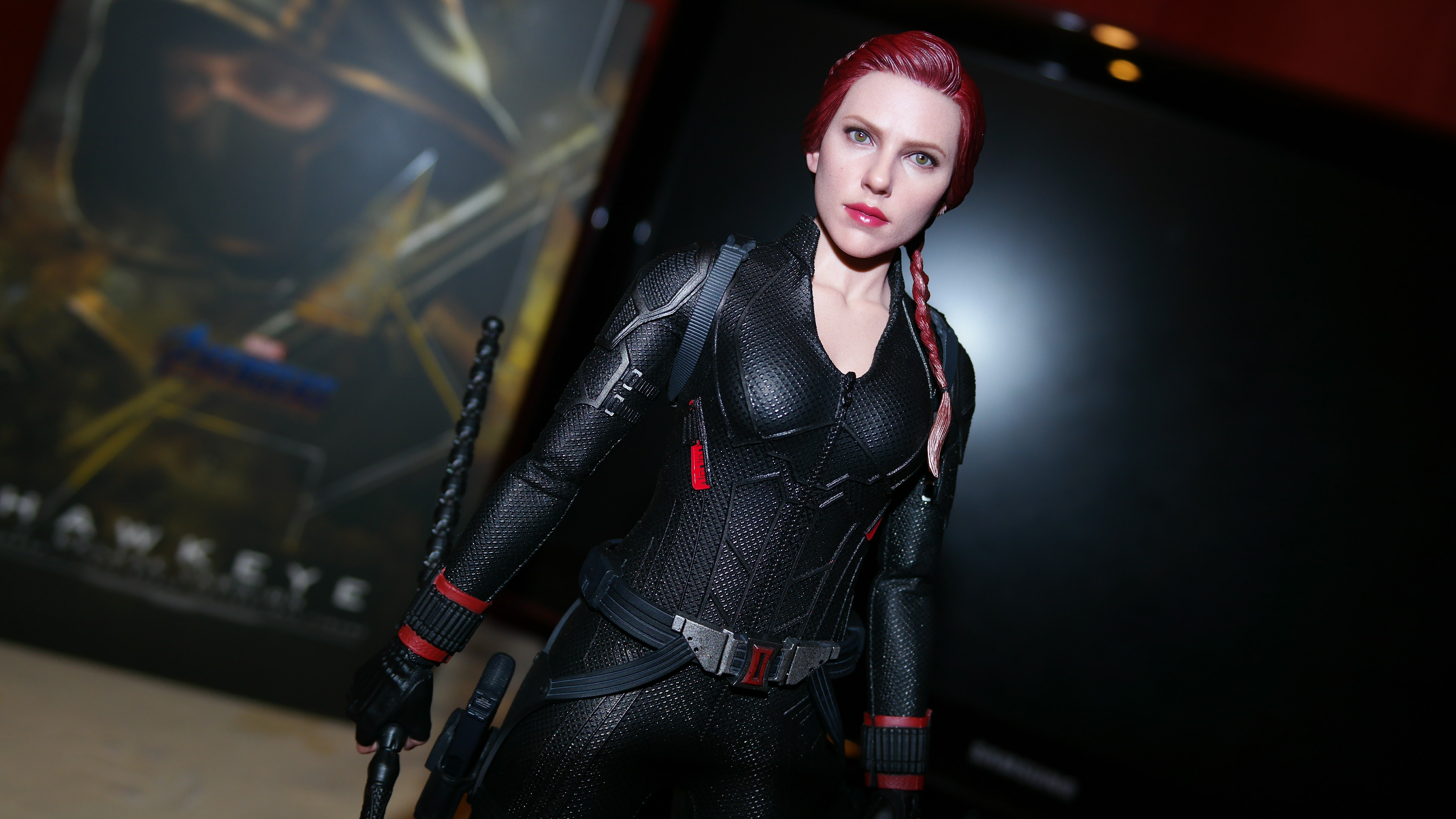 Hot Toys Review Black Widow Avengers Endgame Future Of The Force
