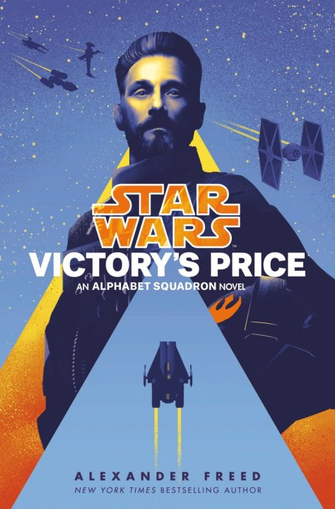 Star Wars: Alphabet Squadron Victory's Price Cover
