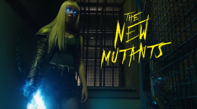 The New Mutants Featured