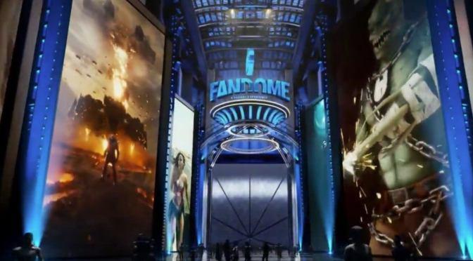 The DC FanDome Teaser Trailer Promises Fans a SUPER Time!