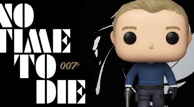 No Time To Die | 007 Gets The Funko Treatment