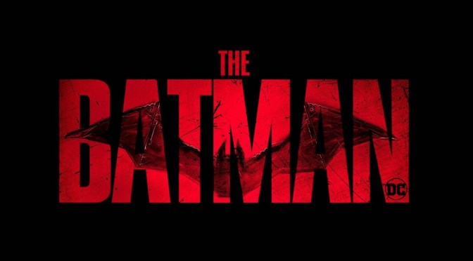 The Official Logo For 'The Batman' Has Been Revealed