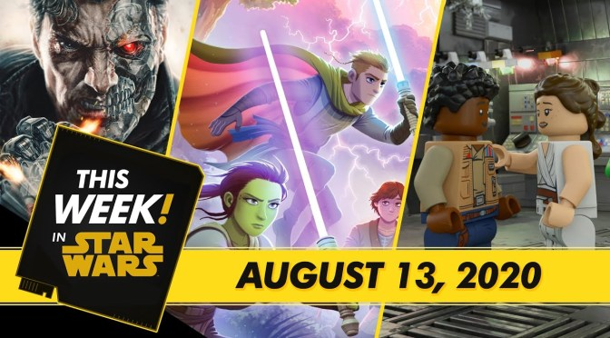 This Week! in Star Wars | LEGO Celebrates Life Day, Bounty Hunters #4 Preview, and More!