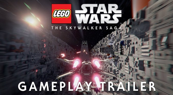 LEGO Star Wars: The Skywalker Saga – Gameplay Trailer