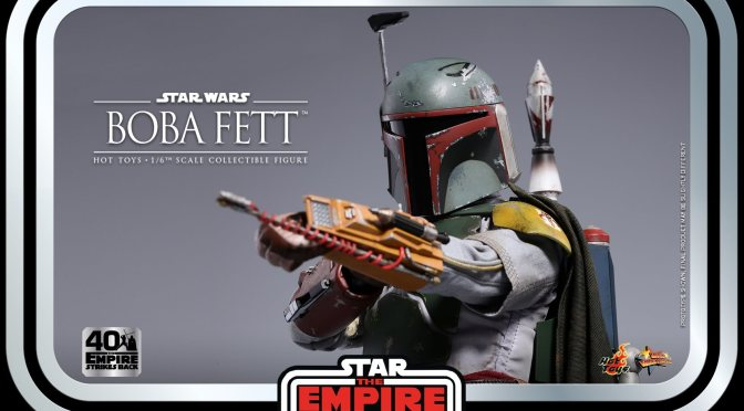 FIRST LOOK | HOT TOYS Reveals A New Boba Fett Figure!