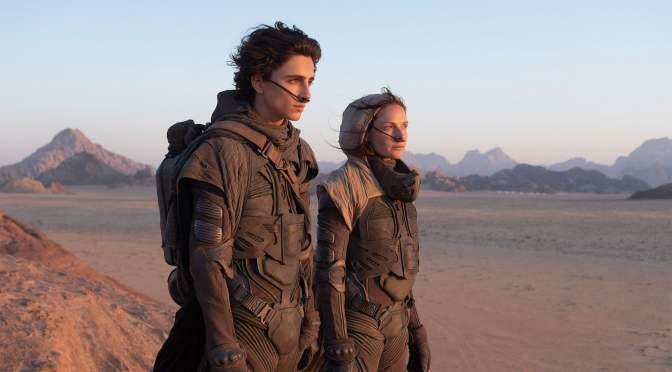 Delayed! Denis Villeneuve's 'Dune' Moves To October 2021