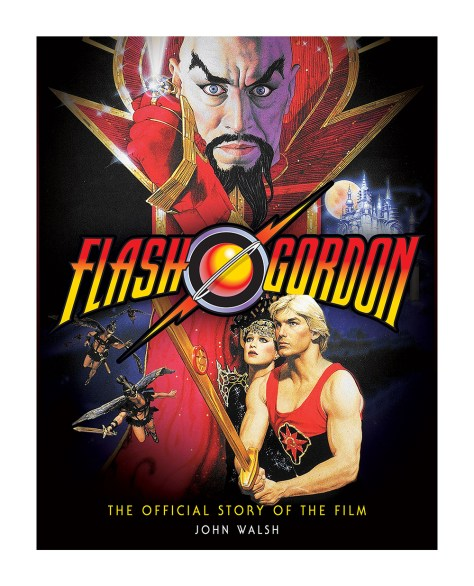 Flash Gordon The Official Story Of The Film