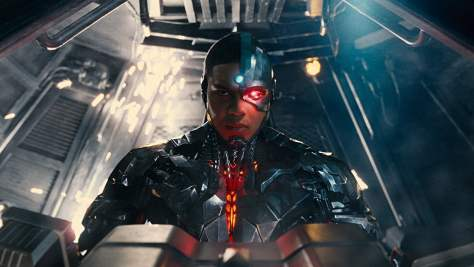 Cyborg in Justice League