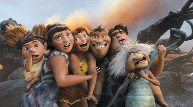 'The Croods' Take Universal's Fight To Covid-19!