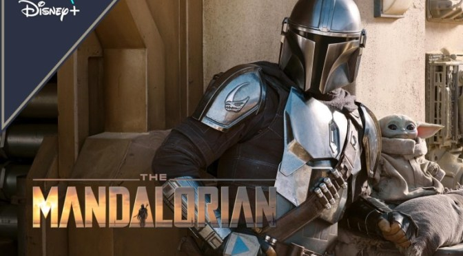Our First Look At 'The Mandalorian' Season 2 Has Arrrived