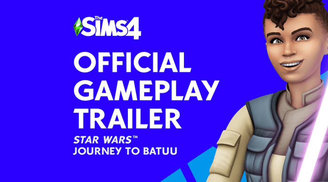 The Sims 4 | Star Wars: Journey to Batuu – Official Gameplay Trailer