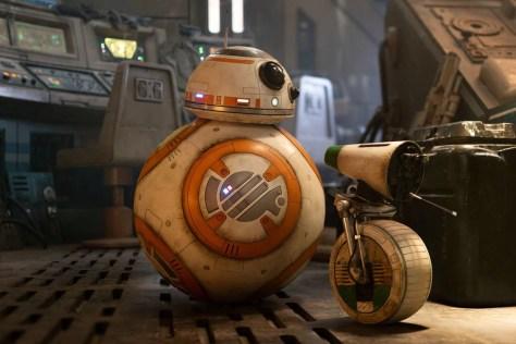 Star Wars: The Rise Of Skywalker - BB-8 & D-O