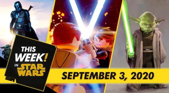 This Week! in Star Wars | The Mandalorian Season Two Date Announced, A New Look at The High Republic, and More!