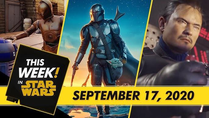 This Week! in Star Wars September 17,2020