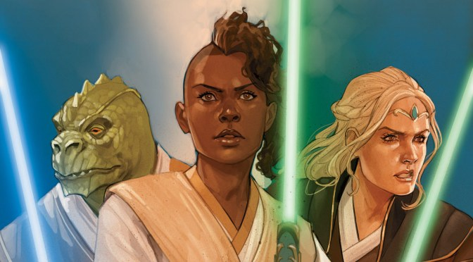 First Look | Marvel's Star Wars: The High Republic #1