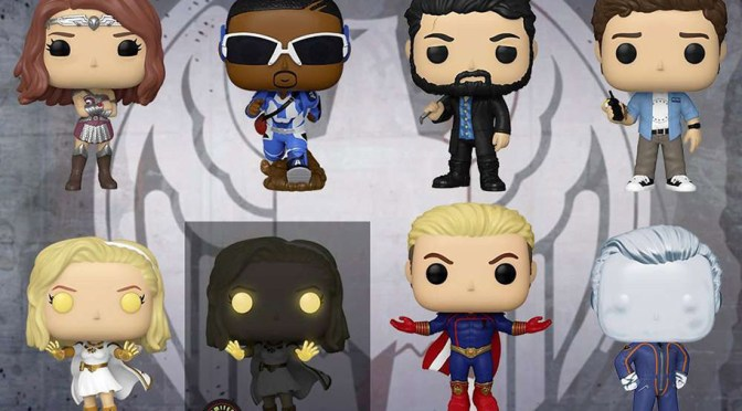 The Boys Funko POP! Figures Have Arrived!