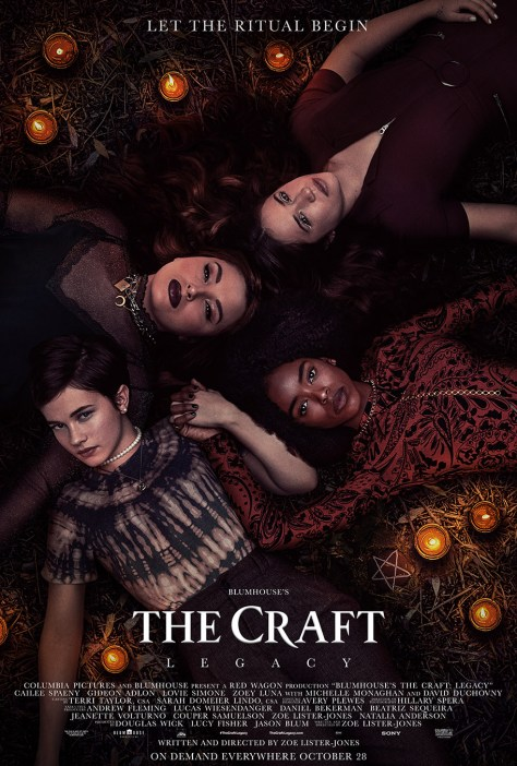 The Craft: Legacy Poster