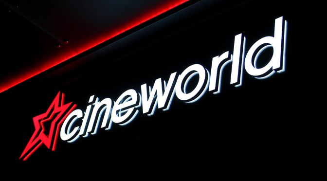 Cineworld Confirms The Temporary Suspension of U.S & U.K Trading