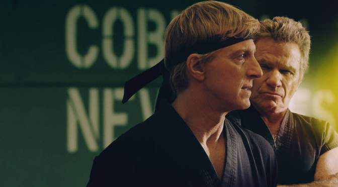 'Cobra Kai' Sweeps the Competition Away