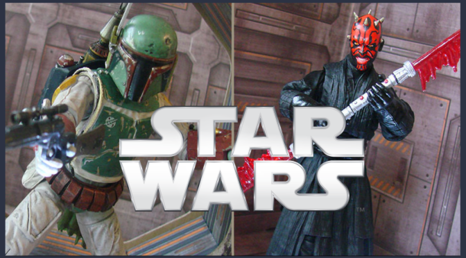Diamond Select Toys To Release New Boba Fett and Darth Maul Figures