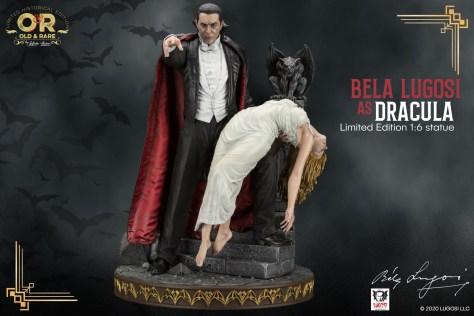 Dracula Infinite Statues - 001