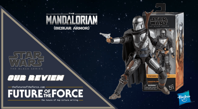 Black Series Review | The Mandalorian Beskar Armor (The Mandalorian)