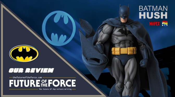 Mafex Review | Batman (Batman: Hush) Medicom No.105