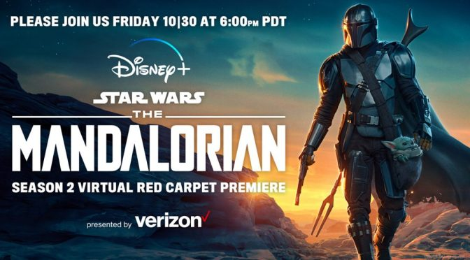 The Mandalorian Season 2 | Virtual Premiere