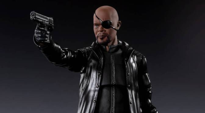 FIRST LOOK   S.H. Figuarts Nick Fury Figure Revealed!