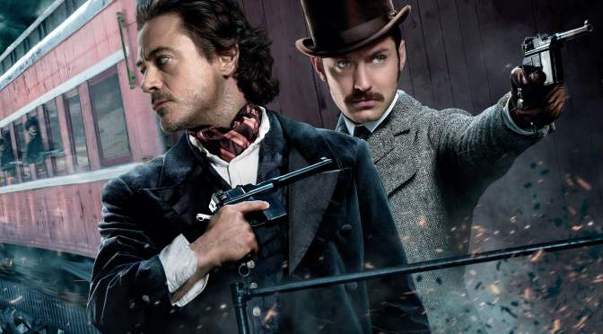 Is Robert Downey Jr Planning A 'Sherlock Holmes' Universe?