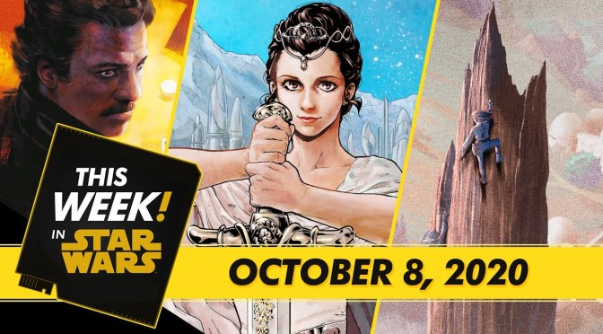 This Week! In Star Wars | Star Wars Reads Month, A Crash of Fate, and More!