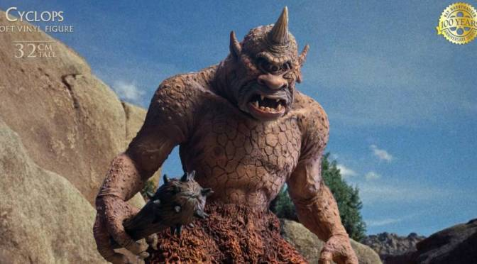 Ray Harryhausen's '7th Voyage Of Sinbad' Cyclops Statue Revealed