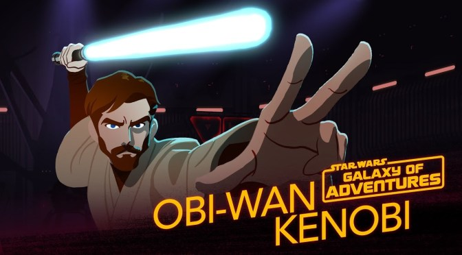 Obi-Wan Kenobi | Star Wars: Galaxy of Adventures