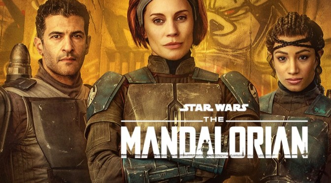 The-Mandalorian-Bo-Katan-And-Clan-Kryze-Character-Poster