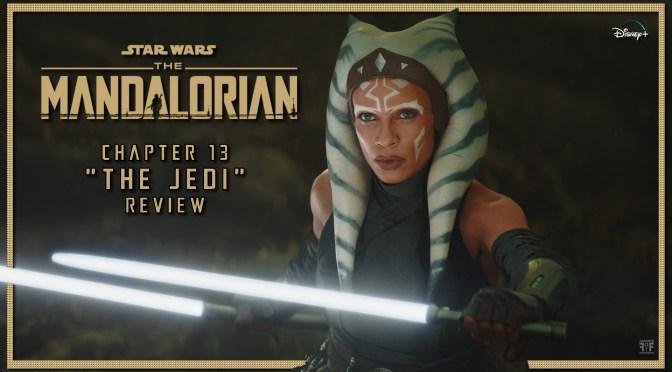 The Mandalorian: Chapter 13 'The Jedi'