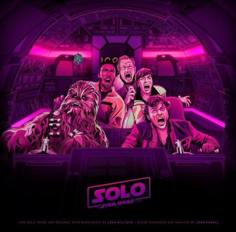 Mondo Solo Double-Vinyl Front Cover