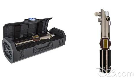 The Reforged Skywalker Lightsaber - The Legacy Collection