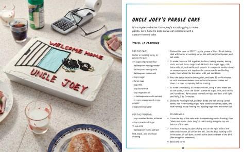 Uncle Joey's Parole Cake