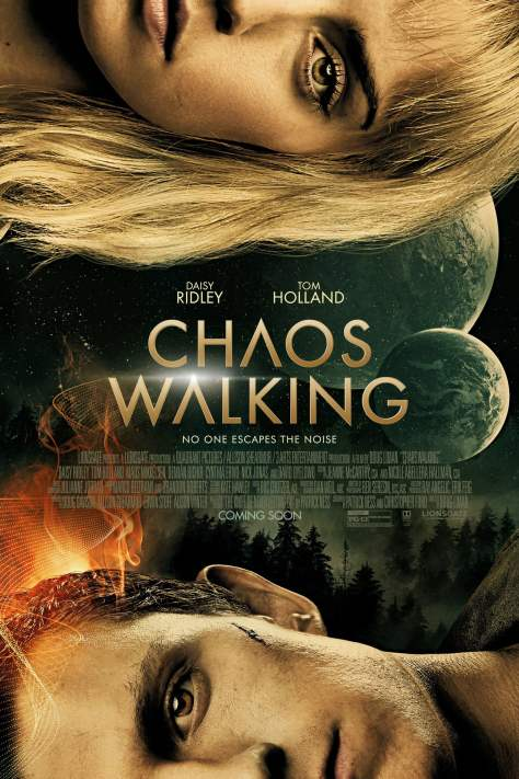 Chaos Walking - Official Poster