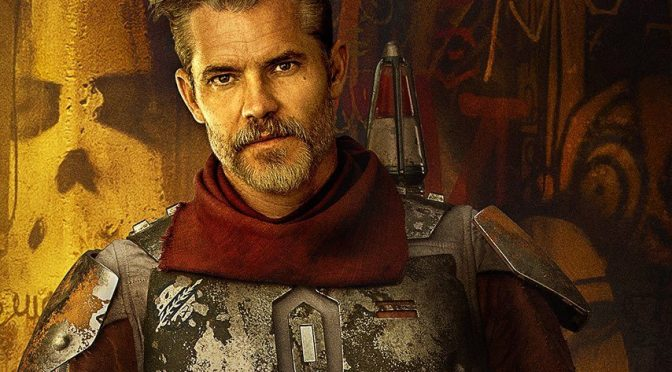 The Mandalorian | Disney Plus Unveils New Cobb Vanth Character Poster